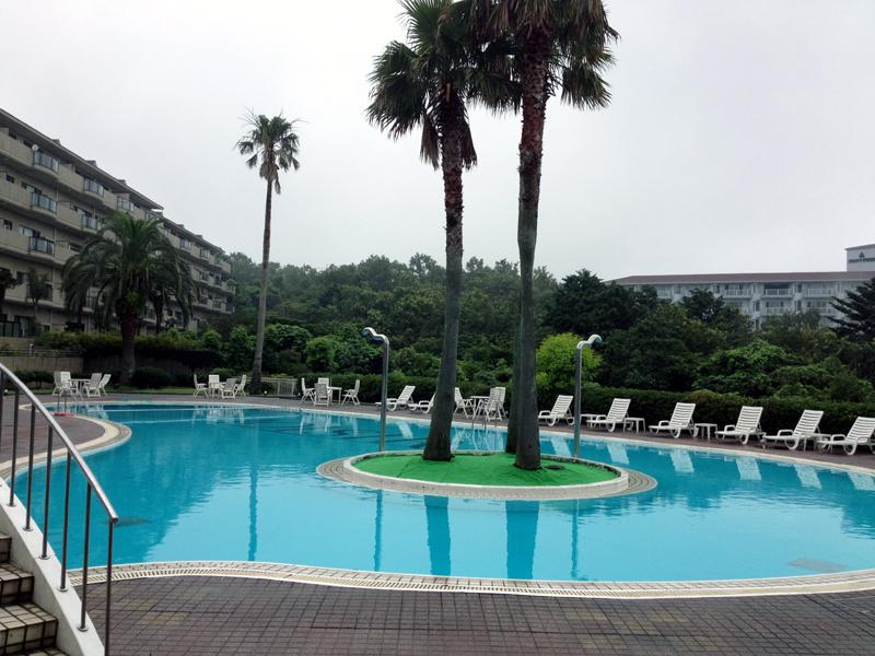 伊豆高原リゾートマンション室内プール